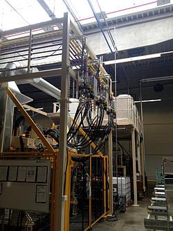 Výroba hašiše přes plyn