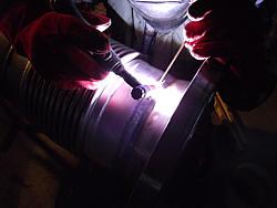 Svařování elektrodou postup